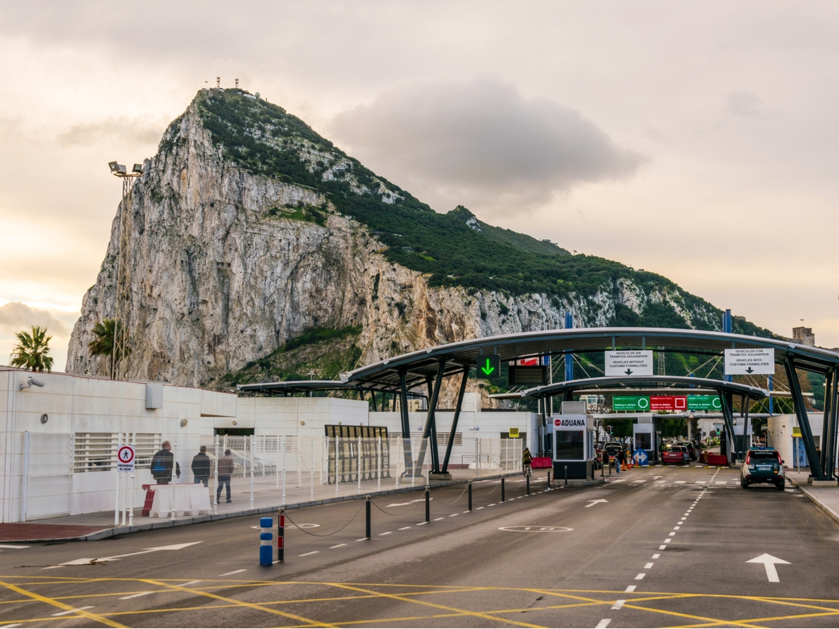 Garcia reassures audience about situation of Gibraltar border post-Brexit Image