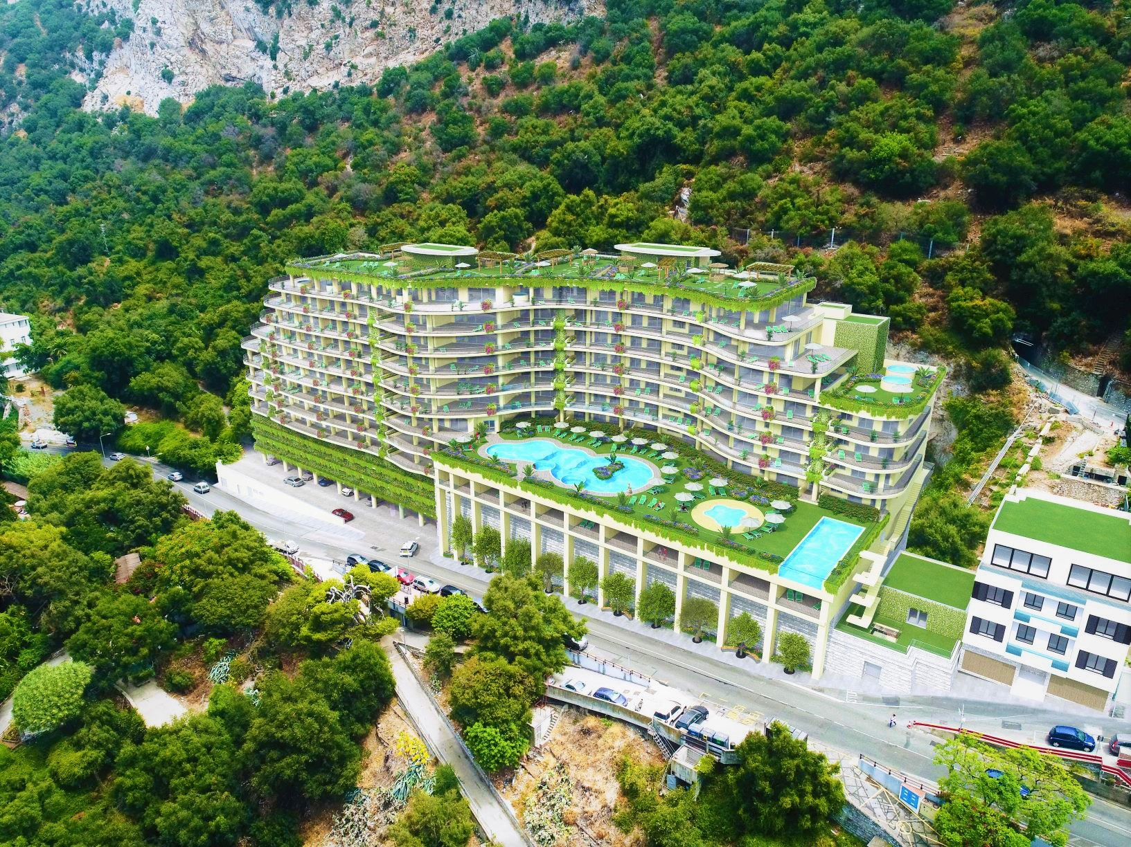 The Reserve    -    'The Greenest Building Ever In Gibraltar!' Image